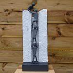 Altijd Anders,Uniek en gemaakt door mij ! Webwinkel Decoratie beelden, Kunst beelden. Figuren, Abstracte of Decoratieve, Beelden. Een Cadeau of Geschenk.Voor in Huis,Kantoor of Tuin